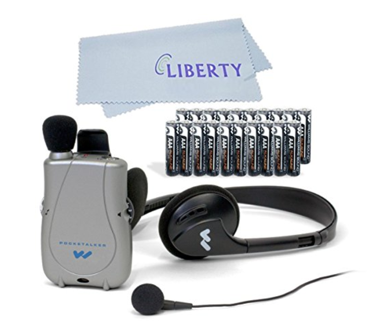 Portable Mini Digital Rechargeable Hearing Aid for the